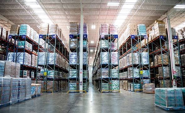 Conoce todo sobre el #almacén y los tipos de estanterías en las operaciones logísticas.